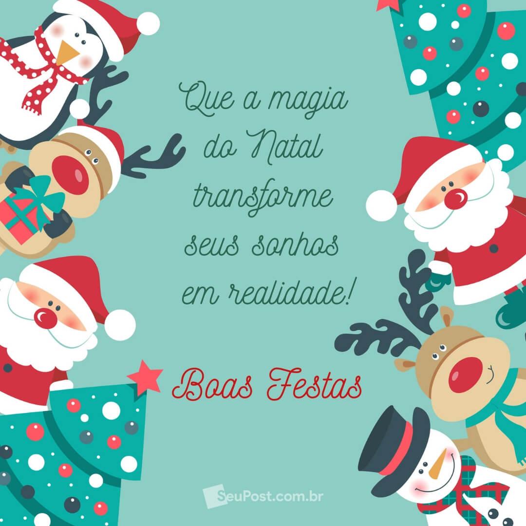 Magia Do Natal Baixe Gratuitamente Em Nosso Site Seu Post
